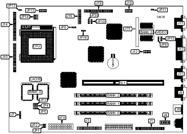 J7 - ИК-порт.