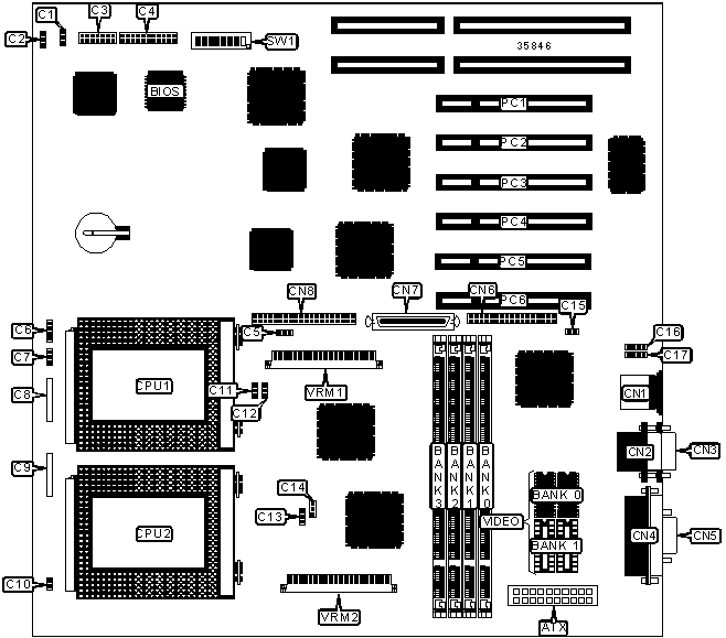 system board d970 motherboard settings and configuration